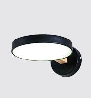 Cornelia Scandinavian Slim Round Shaped Wall Lamp Kitchen Island lights