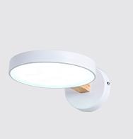 Cornelia Scandinavian Slim Round Shaped Wall Lamp Nordic lights