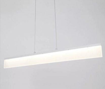 Kennet Contemporary Linear Shaped Pendant Light Living Room lights