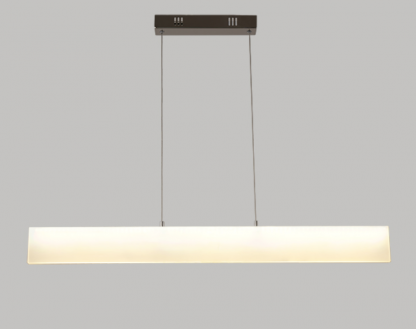 Kennet Contemporary Linear Shaped Pendant Light Dining Room lights