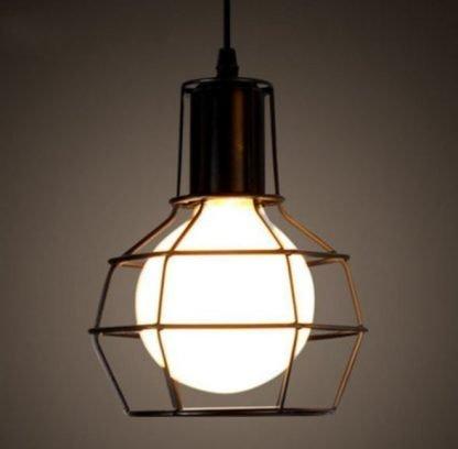 Espen Wire Cage Pendant Lamp