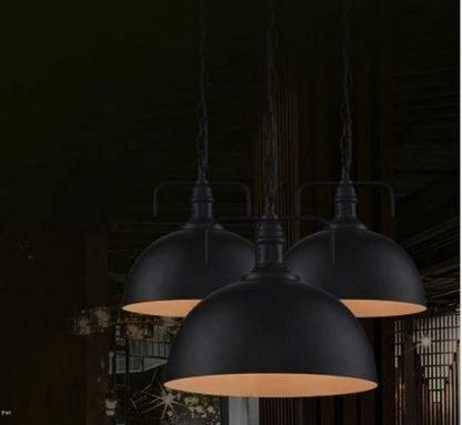 Industrial Hanging Lamp - trio