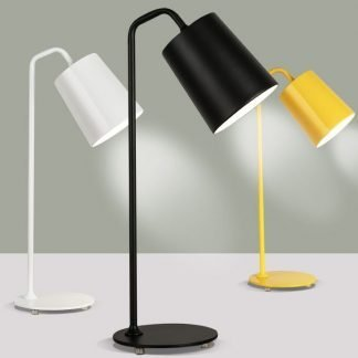 Allan Industrial Eye-Catching Desk Reading Lamps