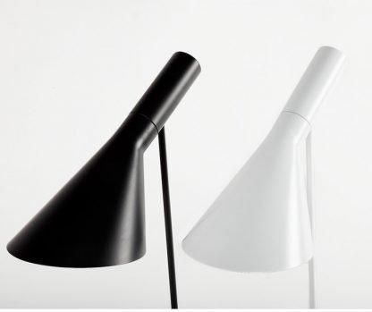 Dagfinn Nordic Adjustable Black Contemporary Industrial Table Lamp