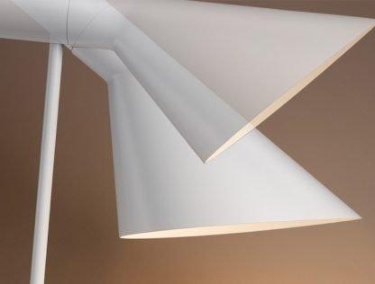 Dagfinn Nordic Adjustable Contemporary Industrial Table Lamp