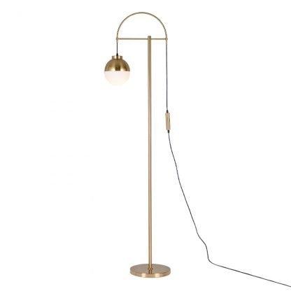 Erling Contemporary Streamlined Floor Lamp