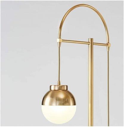 Erling Contemporary Streamlined Modern Floor Lamp