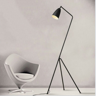 Jokum Geometric Shape Modern Floor Lamp