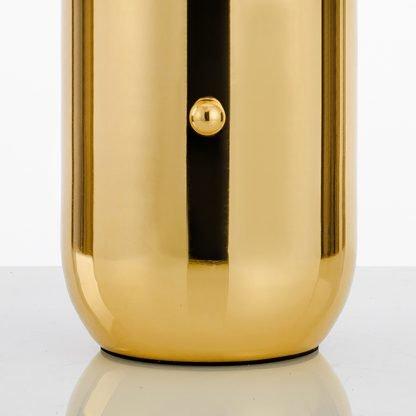 Linus Modern Luxury Gold Minimalist Table Lamp