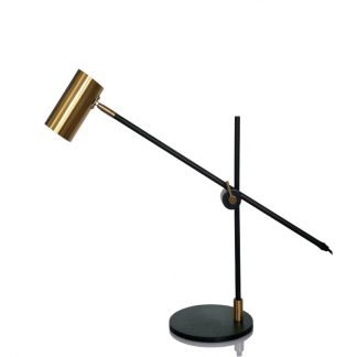 Naja Postmodern Creative Metal Desk Lamp
