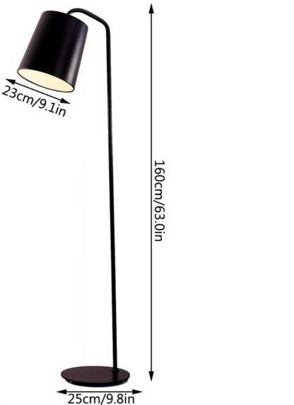 Vilfred Nordic Modern Minimalist Standing Floor Lamp