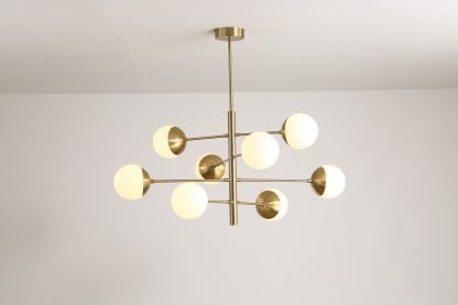 Osborn Modern Molecular Hanging Light Luxury lighting