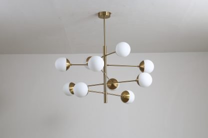 Osborn Modern Molecular Hanging Light multi balls lamps
