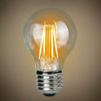 Edison Light Bulb LED Classic Pear Shape