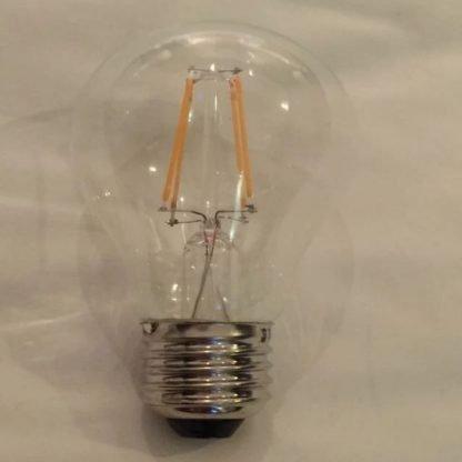 Edison Light Bulb LED Classic Pear Shape unlit