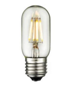 Edison Light Bulb LED Short Tube