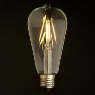 Edison Light Bulb LED Teardrop