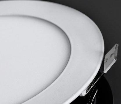 Recessed LED Downlight Round Slim close