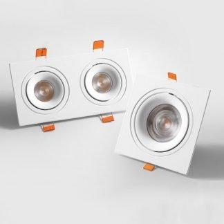 Recessed-LED-Spotlight-Square
