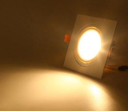 Recessed LED Spotlight Square