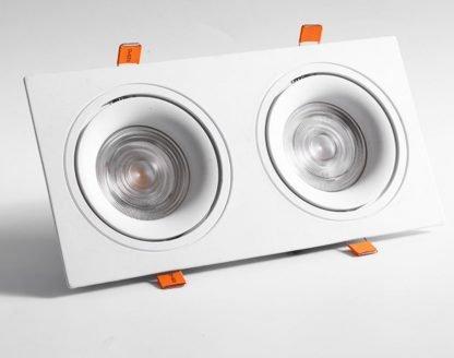Recessed-LED-Spotlight-Square twin close