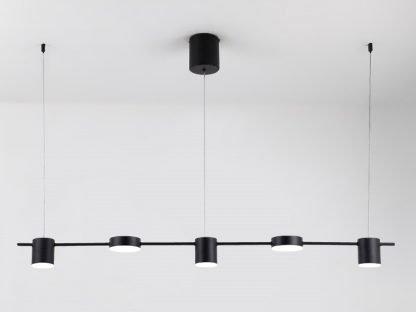 Beverlye Long Pole Pendant Lamp-cloakroom