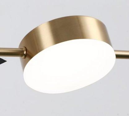 Beverlye Long Pole Pendant Lamp-work place